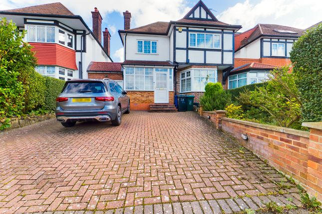 Thumbnail Detached house for sale in Broadfields Avenue, Edgware
