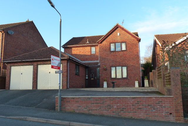Thumbnail Detached house for sale in Manor Road, Ashbourne