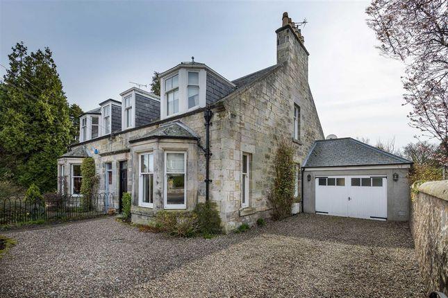 Thumbnail Semi-detached house for sale in Hepburn Gardens, St. Andrews