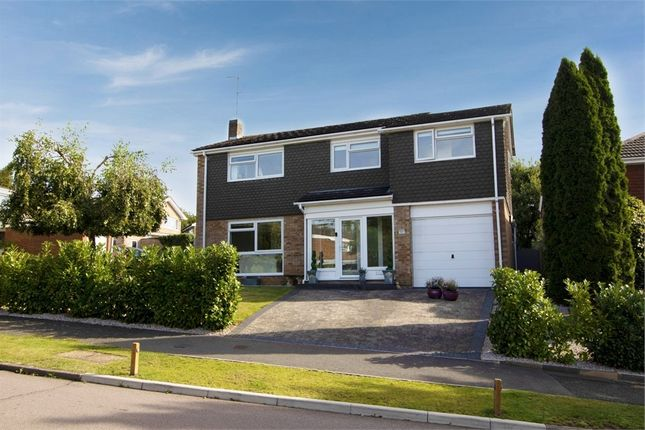 Thumbnail Detached house for sale in Valley Road, Codicote, Hitchin, Hertfordshire