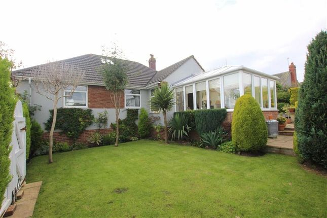 Thumbnail Detached bungalow for sale in Roslyn Avenue, Weston-Super-Mare