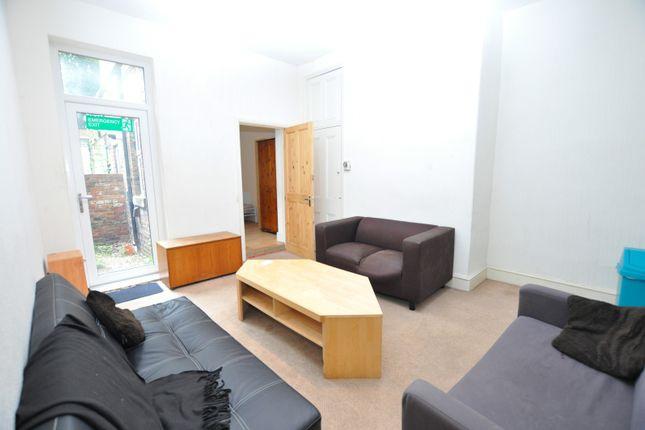 Living Area of Greystoke Avenue, Sandyford, Newcastle Upon Tyne NE2