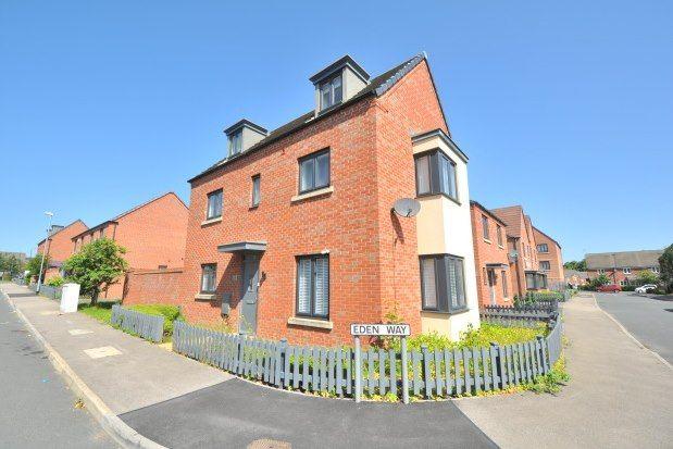 Thumbnail Property to rent in Eden Way, Northampton