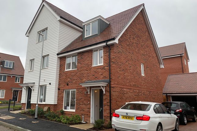 Thumbnail Semi-detached house to rent in Princess Avenue, Canterbury