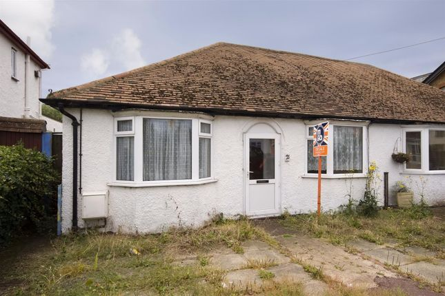 2 bed semi-detached bungalow for sale in West Cliff Drive, Herne Bay