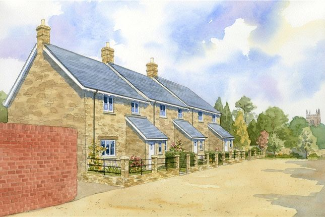 Thumbnail End terrace house for sale in Station Road, Stalbridge, Sturminster Newton, Dorset