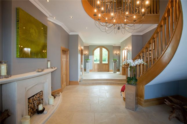 Entrance Hall of Rockford Common, Ringwood, Hampshire BH24