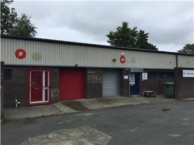 Thumbnail Industrial to let in Unit 9, Llandegai Industrial Estate, Llandegai, Bangor, Gwynedd