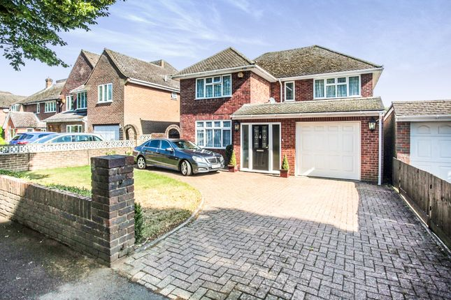Thumbnail Detached house for sale in Osborne Road, Dunstable