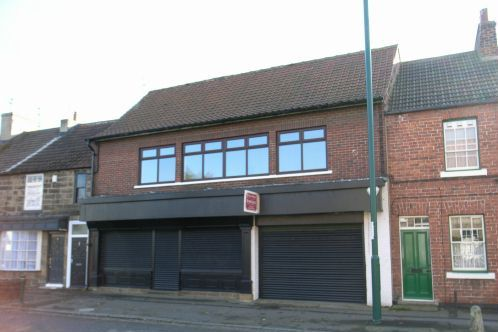 Thumbnail Flat for sale in Westgate, Guisborough