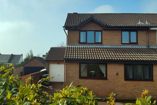 Thumbnail Semi-detached house for sale in The Oak Field, Cinderford