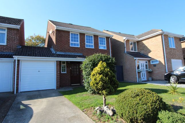 Thumbnail Detached house for sale in Culver, Netley Abbey, Southampton