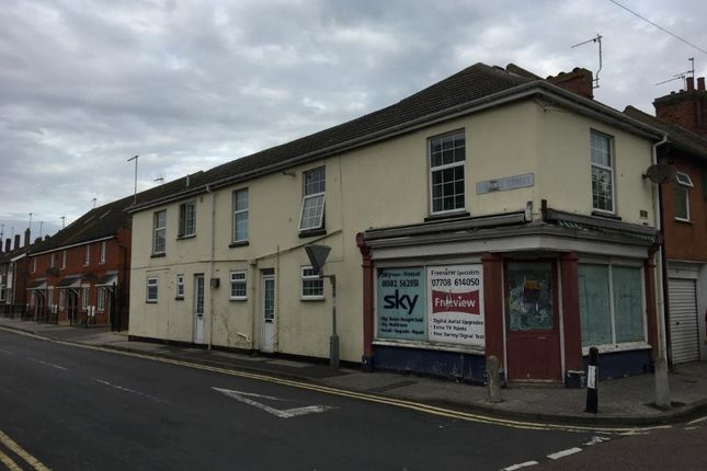 Thumbnail Retail premises for sale in 43 Raglan Street, Lowestoft, Suffolk