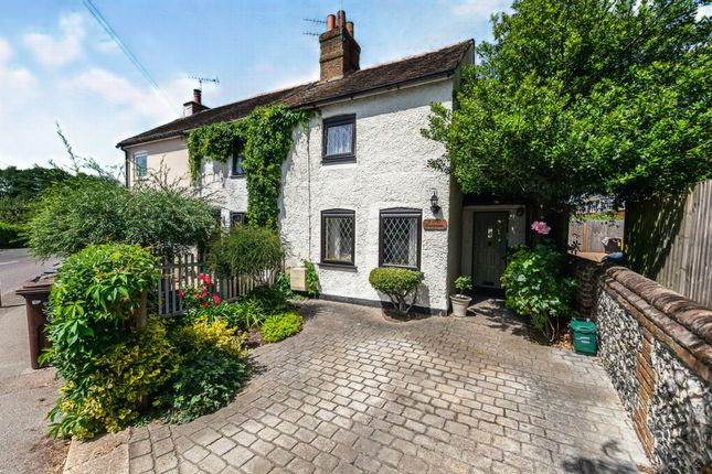 End terrace house for sale in Coursers Road, Colney Heath, St. Albans