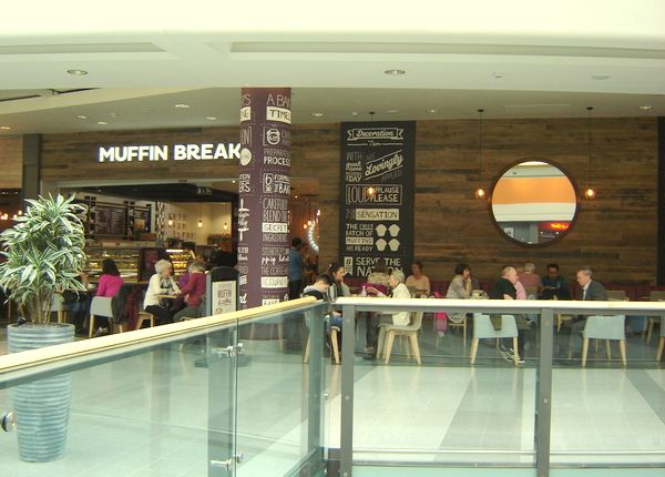 Thumbnail Restaurant/cafe for sale in Centre West Shopping Centre, East Kilbride