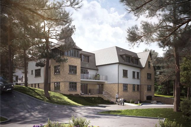Thumbnail Flat for sale in Crosstrees, Lilliput, Poole, Dorset