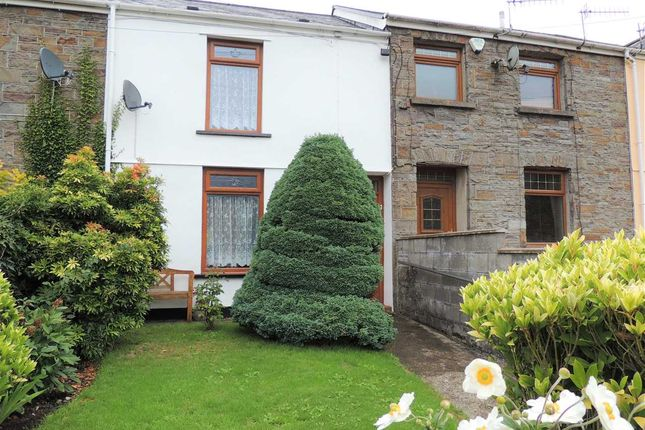 Thumbnail Terraced house for sale in Bute Street, Treherbert, Treorchy