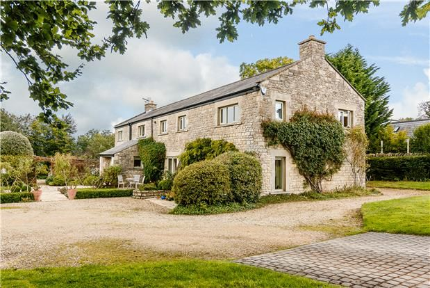 Thumbnail Detached house for sale in The Rocks, Ashwicke, Wiltshire