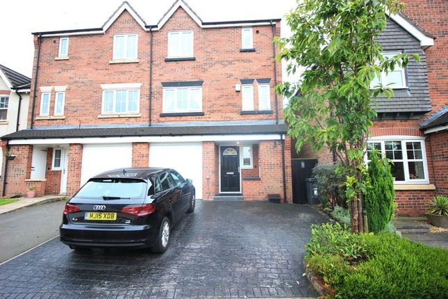 3 bed semi-detached house for sale in Briarswood, Biddulph, Staffordshire
