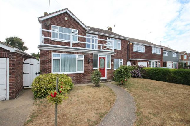 Thumbnail Detached house for sale in Richmond Drive, Jaywick, Clacton-On-Sea