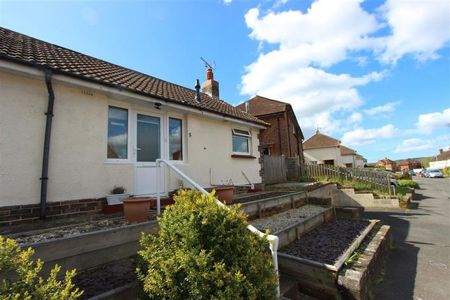 Thumbnail Semi-detached bungalow to rent in Queens Road, Lewes