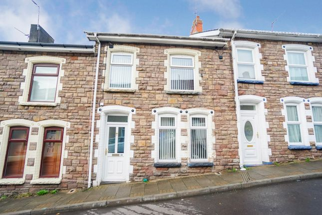 Thumbnail Terraced house for sale in Hill Street, Risca, Newport