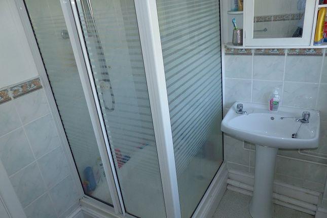 Shower Room of Oaklands Drive, Bridgend, Bridgend County. CF31