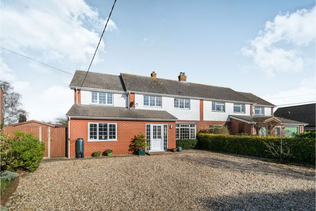 Thumbnail Semi-detached house for sale in Micheldever Rd, Whitchurch