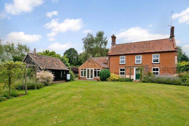 Thumbnail Detached house to rent in Mill Street, Elsing, Dereham