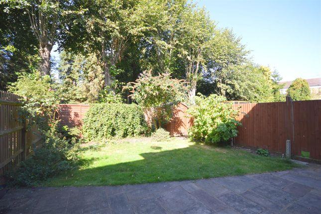 Garden of Cheviot Close, Banstead SM7