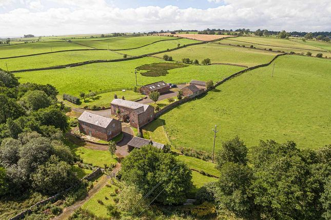 Thumbnail Farmhouse for sale in Sandwath Farm & Mill, Glassonby, Penrith, Cumbria