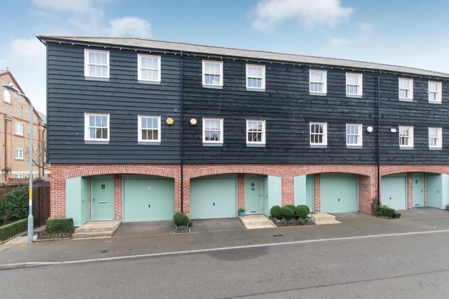 Thumbnail Town house for sale in Goldings Wharf, Belvedere Road, Faversham