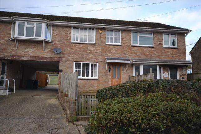 Thumbnail Terraced house for sale in Riders Row, Cattistock, Dorchester