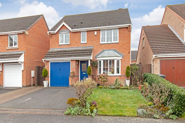 Front External of Seagrave Drive, Hasland, Chesterfield S41