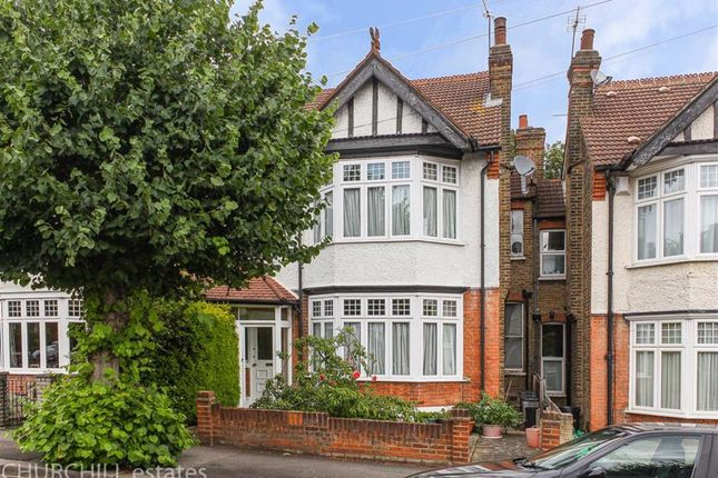 Thumbnail Terraced house for sale in Empress Avenue, Woodford Green