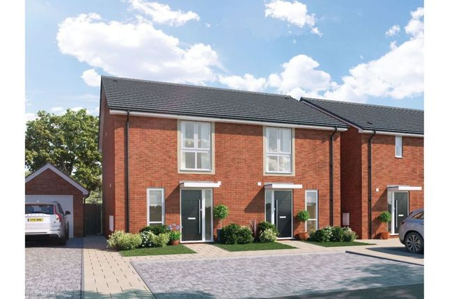 """3 bed property for sale in """"Amadeo"""" at Oxleigh Way, Stoke Gifford, Bristol BS34"""