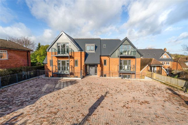 Thumbnail Flat for sale in Plot 1, The Gables, 6 Cumnor Hill, Oxford