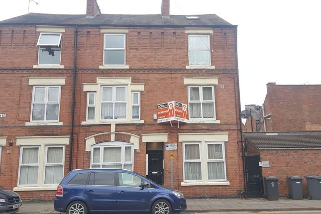 Thumbnail Flat to rent in 66-68 Hamilton Street, Leicester, Leicestershire