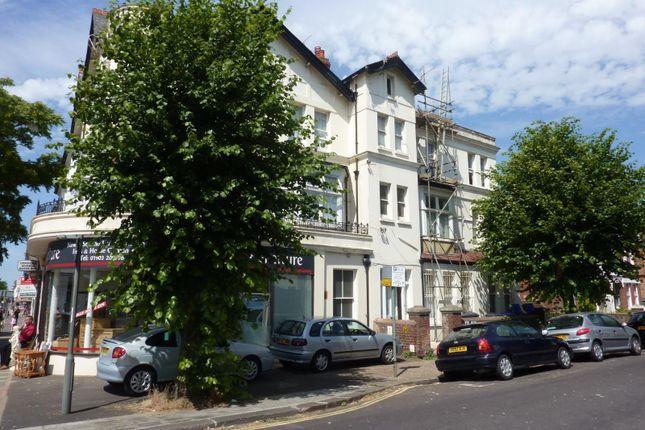 Studio to rent in Flat 6, 47 Brighton Road, Worthing BN11