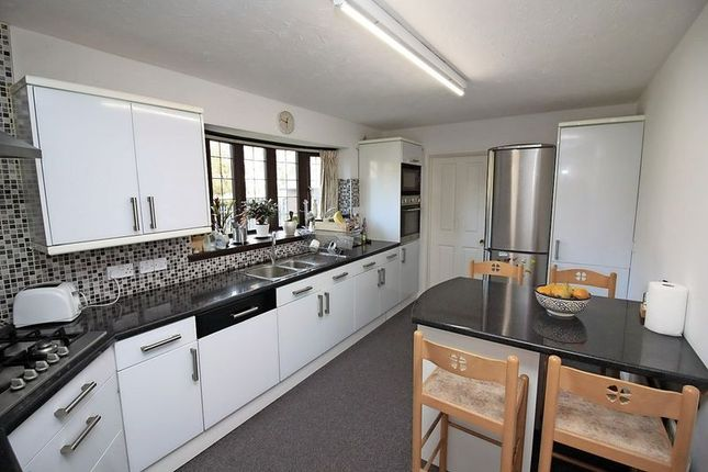 Thumbnail Detached house for sale in Dovedale Drive, Burnley