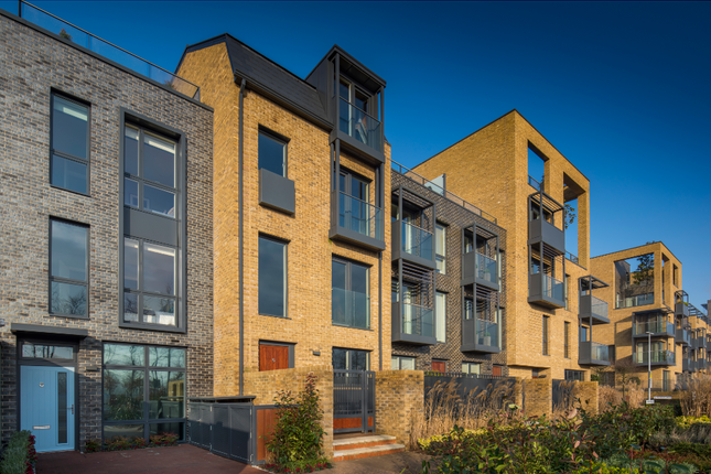 Thumbnail Town house for sale in Armstrong Close, Kidbrooke Village
