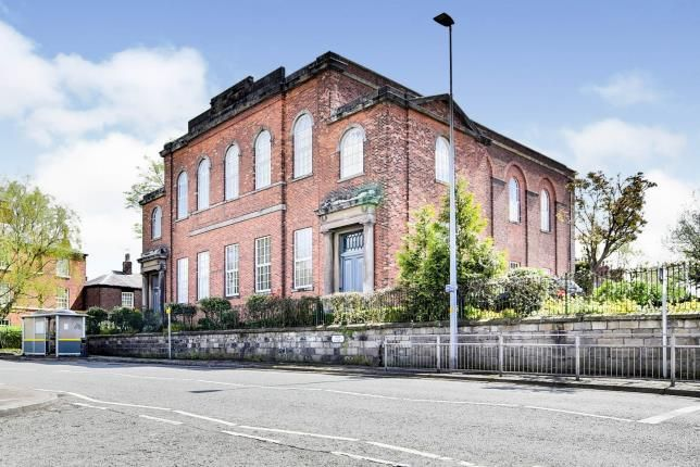 2 bed flat for sale in Park Hall, James Street, Macclesfield, Cheshire SK11
