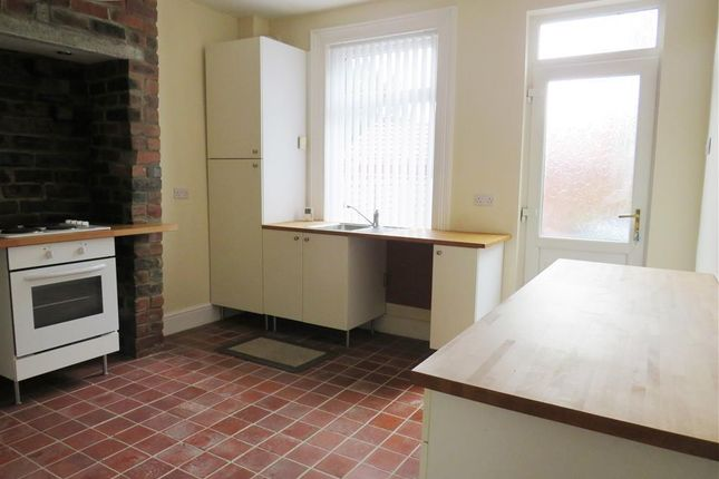 Thumbnail Terraced house to rent in Victoria Road, Mexborough