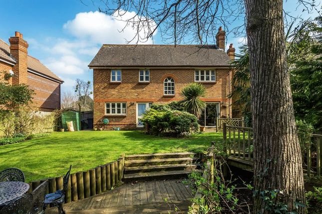 Thumbnail Detached house for sale in Postmill Close, Croydon