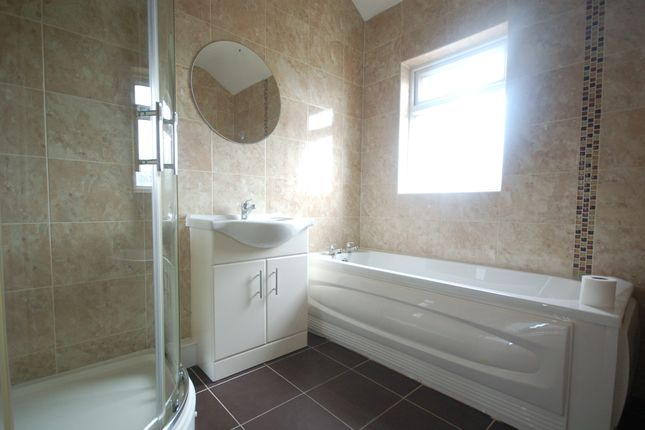 Bathroom of Mayfield Avenue, Blackpool FY4