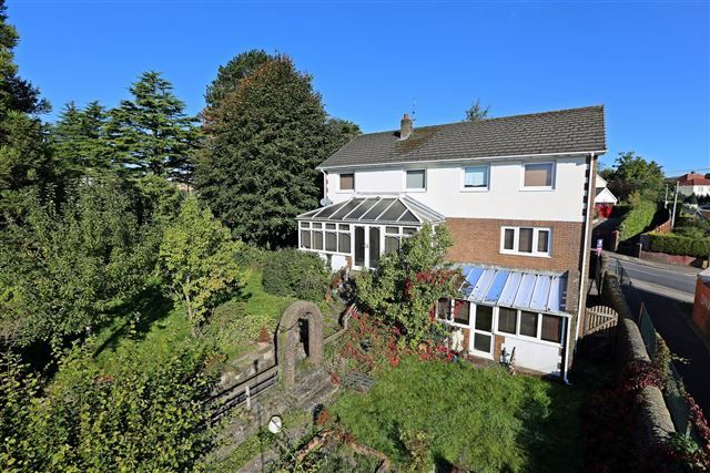 Thumbnail Detached house for sale in St Illtyd Road, Church Village, Pontypridd