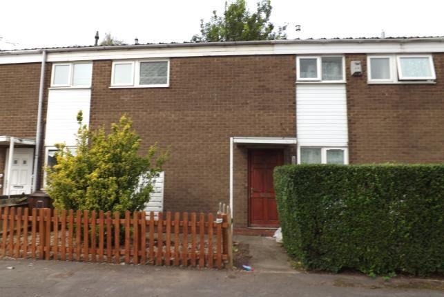 Thumbnail Terraced house for sale in Barle Grove, Smiths Wood, Birmingham