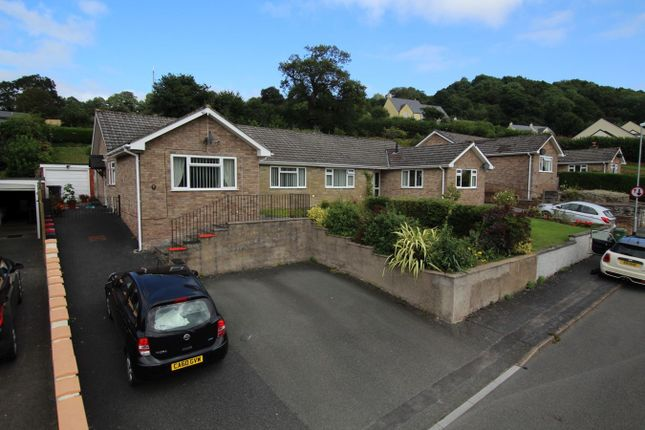 Thumbnail Semi-detached bungalow for sale in Camden Crescent, Brecon