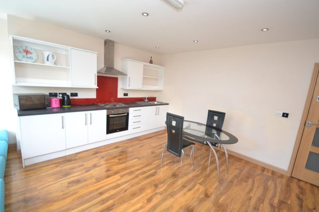 Thumbnail Flat to rent in Shakespeare Street, Nottingham