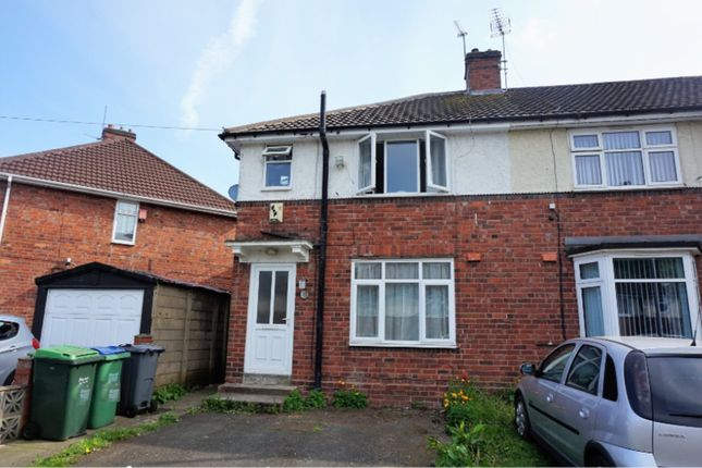 Thumbnail Semi-detached house for sale in Unketts Road, Smethwick